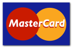 We accept all Mastercards