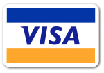 We accept all Visa Cards